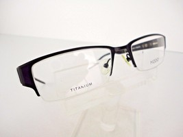 MODO TITANIUM Mod. 4003 (MBLK) Matt Blackl 52 x 19 140 mm Eyeglass Frames - $24.70
