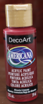 DecoArt Americana Acrylic Paint - New - Quick Shipping - Choose Your Colors - $5.00