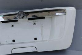 Saab 9-7x 97x Tail Gate Trunk Lid Backup License Panel Lights Garnish image 3