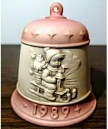 Goebel MJ Hummel Christmas Bell 1989 - $12.86