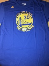Golden State Warriors adidas Stephen Curry #30 Go-To Tee XL BNWTS - $22.76