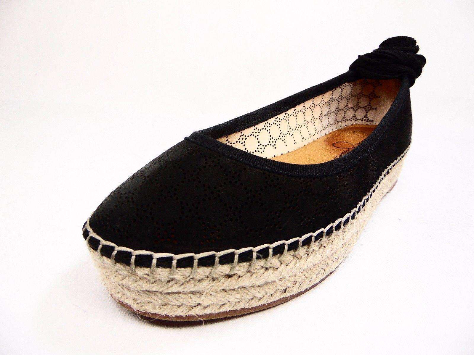 Jessica Simpson Mikaela   Round Toe Black Size 7.5M