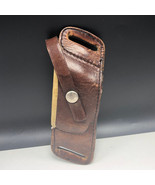 KIRKPATRICK HOLSTER VINTAGE gun pistol 22 Laredo Texas 645 leather usa m... - $55.44