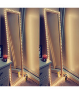 Makeup Mirror Light Strip 5V USB LED Flexible Tape Cable Dressing Lamp D... - $8.53+