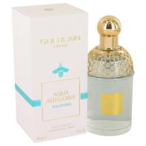 Guerlain Aqua Allegoria Teazzurra Perfume 4.2 Oz Eau De Toilette Spray image 1