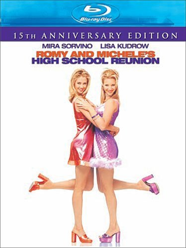 Romy and Michele's High School Reunion (15th Anniversary) [Blu-ray] (1997)