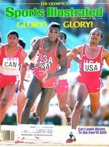 Sports Illustrated Magazine, August 20 1984, Olympics Issue, Glory Glory - $2.75