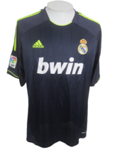 Adidas Real Madrid Soccer Jersey 110 years LFP  - $39.59