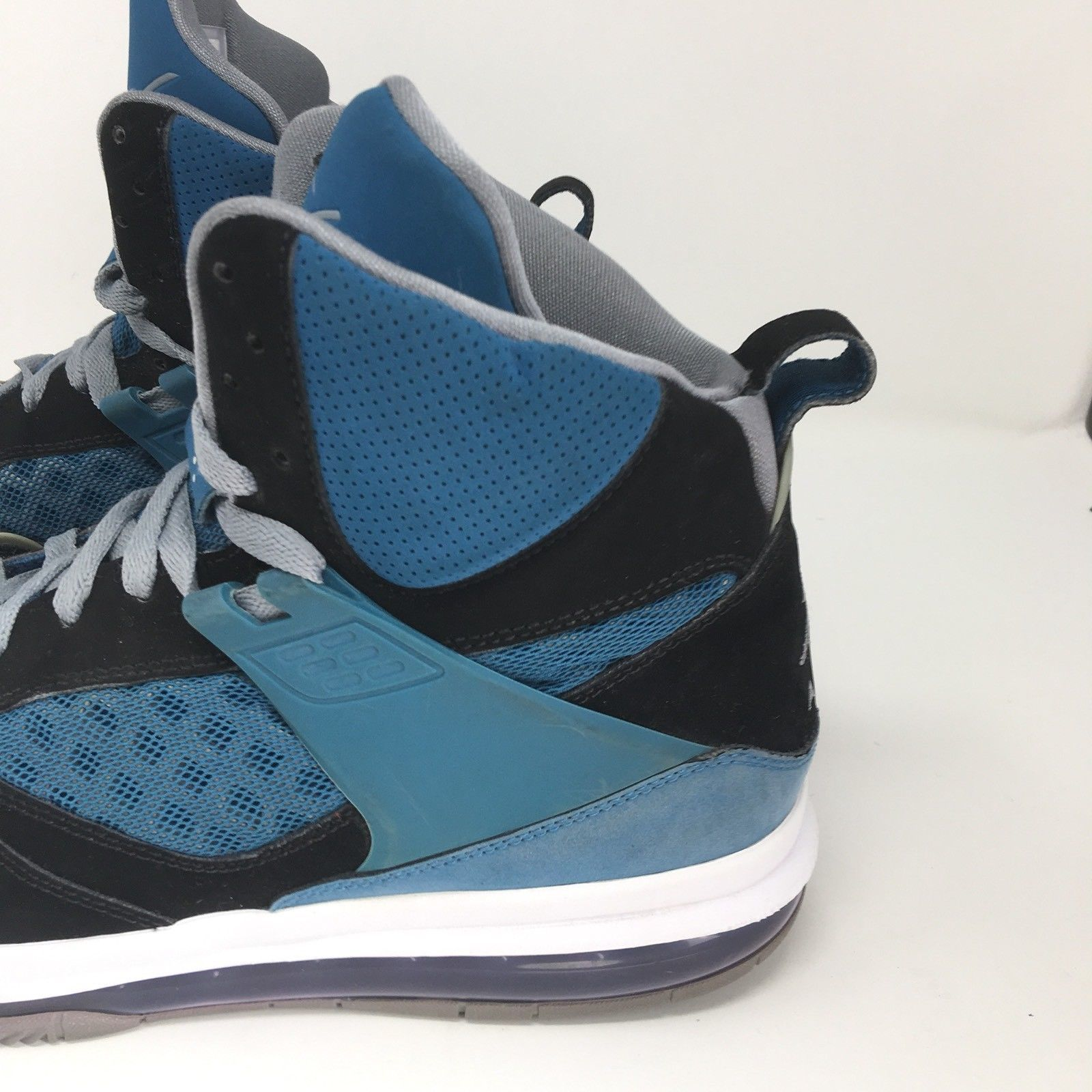 quality design f6ecc d8849 ... Nike Air Jordan Flight 45 Hi Max Dwayne Wade Basketball Shoes 524866-007  Size 9 ...