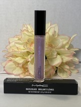 MAC Dazzleglass Gloss Brillant VIA VENETO Authentic New in Box - Fast/Fr... - $15.79
