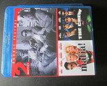 Mafia! and The Crew Blu-ray 2 Movies