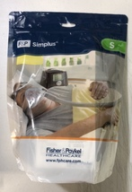 Small FP Simplus Full Face Cpap Mask System 400475 with Headgear  - $105.95