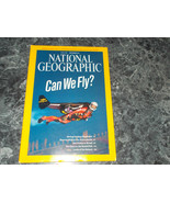 National Geographic Magazine September 2011 can we fly - $2.99