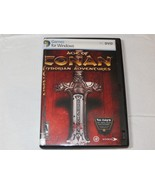 Age of Conan: Hyborian Adventures (PC, 2008) 2 discs PC DVD Games for Wi... - $24.74