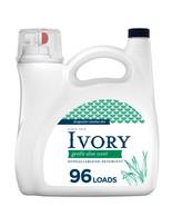 Ivory Gentle Aloe Scent Hypoallergenic Laundry Detergent, 138 Fl. Oz., 96 Loads - $28.95