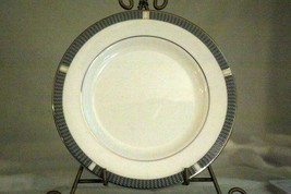"""Lenox 2019 Silver Sophisticate Salad Plate 8 1/8"""" New - $20.09"""