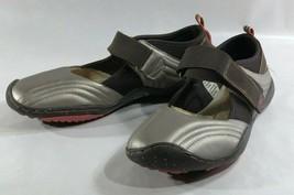 JamBU womens Doubler rice rubber Walking shoes Vegan All Terra Traction size 8 - $32.07