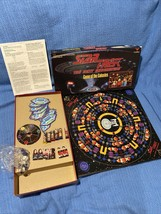 1993 Cardinal 2040 Star Trek The Next Generation Game Of The Galaxies Board Game - $14.85