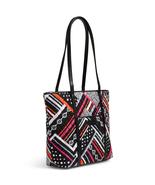 Vera Bradley Small Trimmed Vera Bag, Northern Stripes - $69.90