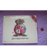 Juicy Couture Sticky Notes Watercolor Set Hardcover Case  - $34.64