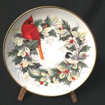 Franklin Mint Holiday Chorus Decorative Plate Theresa Politowicz H.Ltd. ... - $20.79