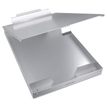 Aluminum Clipboard with Storage Box, Heavy Duty Steel Clipboard with Hig... - £21.79 GBP