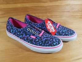 NEW!! Vans Classics #TB8C Leopard Shoes Men's Sz 7.5M Womens Sz 9M - $31.14