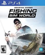 Fishing Sim World - PlayStation 4 [video game] - $34.99