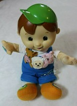 Fisher Price See 'n Say Buddy Musical Talking Doll Educational Daycare B... - $24.74