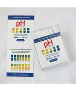 PH Test Strips - Litmus Tester Urine and Saliva - Holistic 100 strips  - $7.99