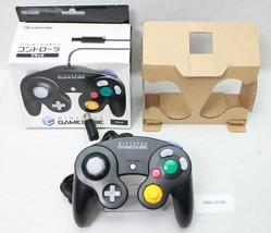 Nintendo Gamecube Controller Schwarz DOL-003 Work Joypad Verpackt Japan ... - $50.92