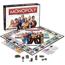 The Big Bang Theory Monopoly - $49.00