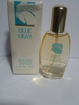 LOT OF 2 BLUE GRASS BY ELIZABETH ARDEN FOR WOMEN;1.7FL.OZ EAU DE PARFUM ... - $17.81
