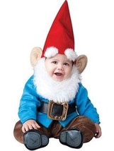 Incharacter Lil' Garden Gnome Infant Baby Child Halloween Costume 6042 - $43.95