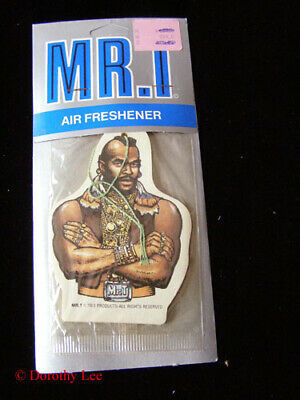 A-Team Mr T Air Freshener TR-3 Products  New