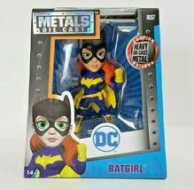"""Jada Toys Metals DC Comics Batgirl M374 - 4"""" Action Figure - $9.50"""