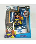 "Jada Toys Metals DC Comics Batgirl M374 - 4"" Action Figure - $9.50"