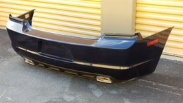 11-14 Dodge Charger Rear Bumper Cover image 2