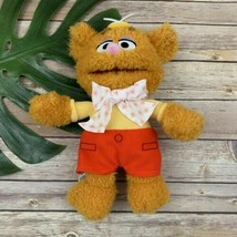 Disney Store Muppet Babies Fozzie Bear Plush Stuffed Animal 13 Inches - $19.79