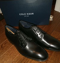 NEW Cole Haan Warner Grand Postman Oxford Black C29028 Grand 36 Mens sz 13W 13 W - $45.62