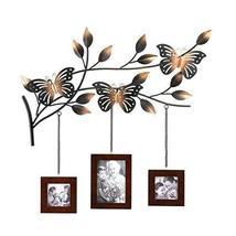 Accent Plus Butterfly Frames Wall Décor 22.5x1.5x23 - $58.74