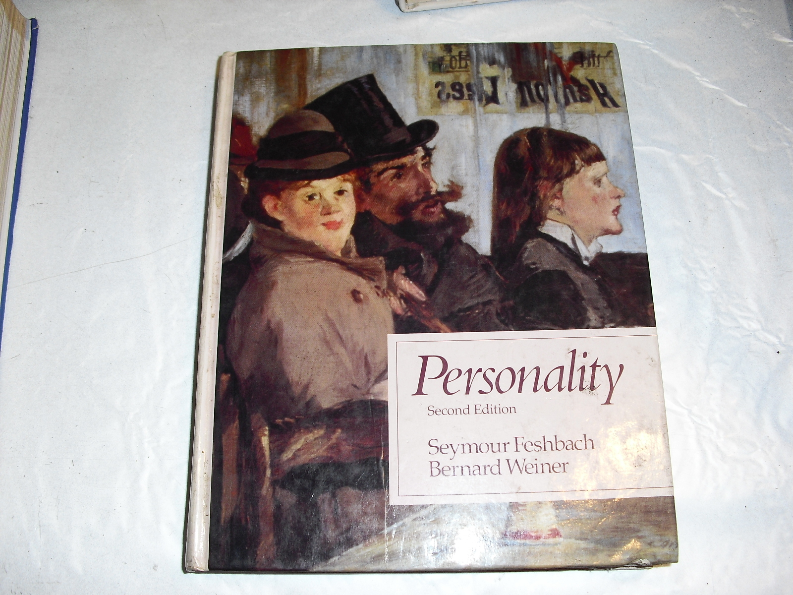 personality   2nd  edition