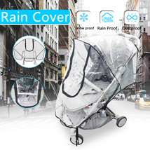 Universal Baby Stroller Rain Cover Shade Waterproof  - $19.17