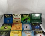 Lot Of 12 Robert B Parker's Audiobooks Books On CD Resolution School Days Now &
