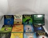 Lot Of 12 Robert B Parker's Audiobooks Books On CD Resolution School Days Now &