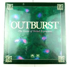 NEW Vintage 1988 Outburst Board Game of Verbal Explosions Hersch Golden ... - $19.95