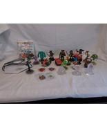 Disney INFINITY PS3 Lot - Figures, Playstation 3 Game, Disney Skylanders - $63.02