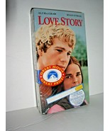 Love Story starring Ali Macgraw and Ryan O'Neal (VHS, 1998) - $7.95