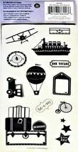 Heidi Grace Travel Rubber Stamp Set #66006