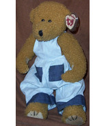 "CARLTON Beanie Baby Jointed Bear NEW Brown TY CLASSIC 16"" 1996 RETIRED - $24.00"